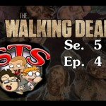 The Walking Dead – Slabtown – se 5 ep 4 Discussion