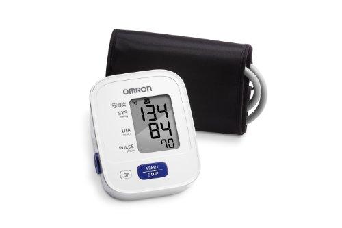 Omron 3 Series Upper Arm Blood Pressure Monitor with Wide-Range Cuff (BP710N)