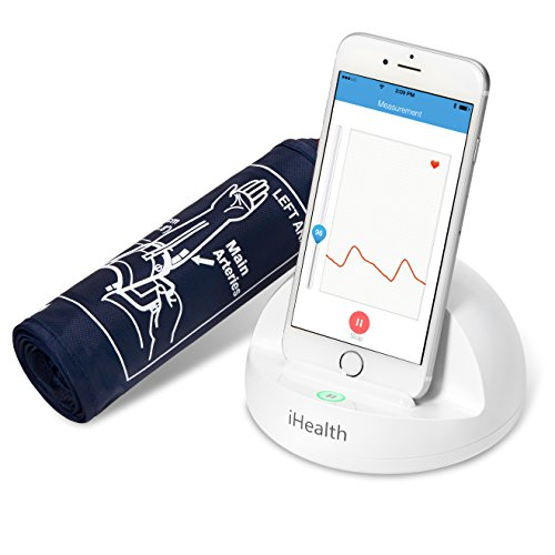 iHealth BP3L Ease Bluetooth Wireless Blood Pressure Monitor for iPhone and Android