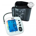 Blood Pressure Monitor by Vive Precision – Best Automatic Digital Upper Arm Cuff – Most Accurate, Portable & Perfect for Home Use – One Size Fits All Cuff – 2 Year Warranty