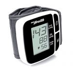 Pyle PHBPBW40BK Bluetooth Smart Blood Pressure Monitor – Black