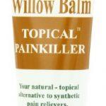 Willow Balm-Nature's Aspirin Topical Painkiller, 3.5 Ounce