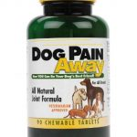Dog Pain Reliever – Treats Arthritis And Joint Pain And Increases Mobility – 90 Dog Chewable Tablets