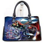 Judas Priest Painkiller Custom Barrel Type Handbag