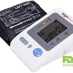 Slight Touch FDA Approved Fully Automatic Upper Arm Blood Pressure Monitor ST-401 Batteries and Case Included