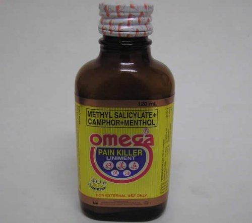 Omega Pain Killer Linement 120ml by Omega