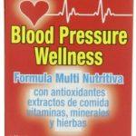 Bio Nutrition Blood Pressure Wellness Tabs, 60 Count