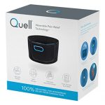 Quell Wearable Pain Relief Other Wearable for iOS and Android – Black
