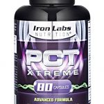 PCT XTREME | Advanced Formula Dietary Supplement | 80 Capsules (Post Cycle Support)