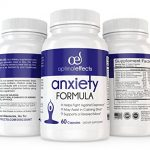 Stress Relief & Natural Anxiety Supplement by Optimal Effects – Naturally Manage and Relieve Chronic Stress – Hawthorn, 5-HTP, B-Vitamins, Ashwagandha, Biotin, Valerian and more (60 Veggie Capsules)