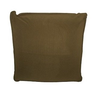 HealthmateForever High Quality Pulsating Vibrating Relaxation Pillow | Can be used as a Sciatica Nerve Cushion to Treat Sciatic Pain | Great Massaging Pad Cushion for Back Support | Taking a long flight or a long road trip? It can work as a Lumbar Support Travel Pillow to Relieve Your Back Pain! (Olive Green)