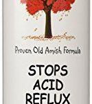 Stops Acid Reflux (8 oz) by Caleb Treeze: Old Amish Formula