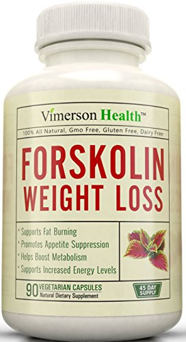 45 DAY SUPPLY - Forskolin Extract for Extreme Weight Loss. Best Diet Pills That Work Fast for Women and Men. Premium Appetite Suppressant, Metabolism Booster & Carb Blocker. 100{0ad59209ba3ce7f48e71d4a0dc628eee9b107ea7079661ded2b3bda89b047a8b} All Natural & Pure
