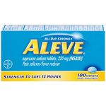 Aleve Caplets, 100 Count