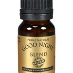 Good Night Essential Oil Blend 10ml – 100{0ad59209ba3ce7f48e71d4a0dc628eee9b107ea7079661ded2b3bda89b047a8b} Natural Pure Undiluted Therapeutic Grade for Aromatherapy, Scents & Diffuser – Natural Sleep Aid, Depression Stress Anxiety Relief, Relaxation, Boost Mood