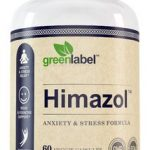 """Himazol Fast Acting """"Extra Strong"""" Anxiety & Stress Relief Herbal Supplement, For Natural Calm & Relaxation. An Natural Anxiety Supplement For Social Anxiety, Stress, Depression and Panic Attacks."""