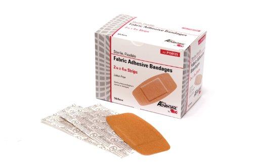 Flexible LARGE Adhesive Bandages 2