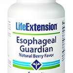 Life Extension Esophageal Guardian Chewable Tablets, 60 Count