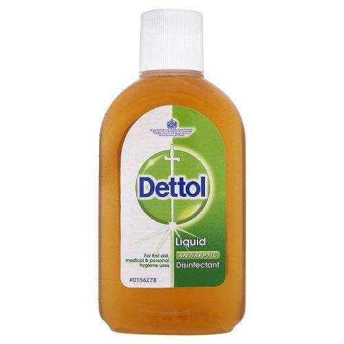 Dettol Liquid Antiseptic Disinfectant For First Aid - Original - 250Ml