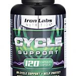 Cycle Support – Iron Labs Nutrition: On Cycle Protection & Liver Assist (120 Capsules)