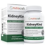 #1 Kidney Support and Detox Supplement – Natural Kidney Cleanse and Bladder Care Formula for Kidney and Urinary Health – With Buchu, Juniper, Uva Ursi, Cranberry & Nettle Leaf – 60 Vegetable Capsules