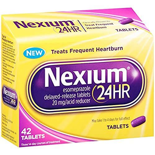 Nexium 24HR Tablet, 42 ea - 2pc