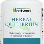 Herbal Equilibrium – 60 Tablets – Natural Menopause Relief Supplement for Hormonal Imbalance and Hot Flashes