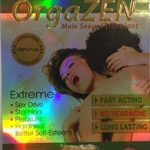 3 Pack OrgaZEN Gold 5800 MALE ENHANCEMENT SEX PILLS – ALL NATURAL HERBAL SUPPLEMENT SIZE GIRTH PERFORMANCE – EASILY A ONE STROKE RISE!