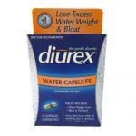 Diurex Water Capsules, 21 Count Capsules (Pack of 3)