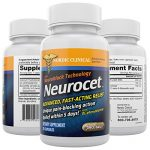 Neurocet. 30 Pain Relief capsules with unique pain-blocking action. Get long lasting relief. The only pain relief vitamins that Contains DL-Phenylalanine.