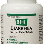 BHI Diarrhea Relief Tablets, 100 Count