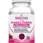 Health Labs Nutra Probiotic for Women with Cranberry & D-Mannose 30 Day Supply