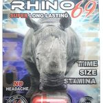 Rhino 69 Extreme 15000 – Sexual Male Performance Enhancement Pill (15K) – 5 Pack
