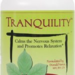 Natura Health Products – Tranquility – Calms the Nervous System and Promotes Relaxation – 90 Capsules