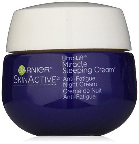 Garnier Ultra-Lift Miracle Sleeping Cream 1.7 Ounce (50ml)