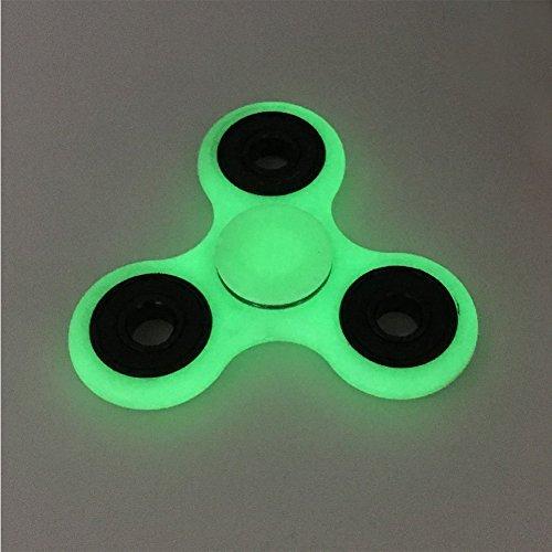 D-JOY Fidget Spinner Tri-Spinner Fidget Toy With Premium Hybrid Ceramic Bearing