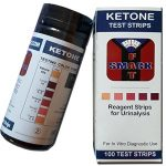 Smackfat Ketone Strips – Perfect for Ketogenic Diet and Diabetics – Precise Ketone Measurement and Supports Ketone Adaptation, 100 Strips