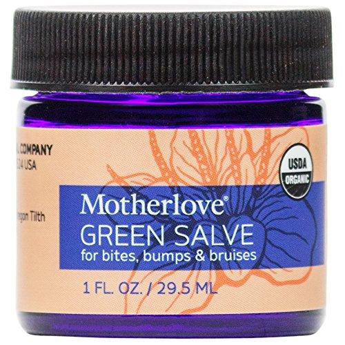 Motherlove Green Salve, 1 oz (FFP)