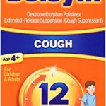 Delsym 12 Hr Children's, Cough Relief Liquid, Orange, 5oz