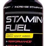 Stamina Fuel Male Enhancement – Enlargement Pills Increase Stamina, Size, Energy, Endurance 90 Cap. 1 Month Supply