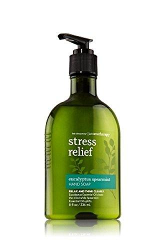 Bath & Body Works Aromatherapy Original Eucalyptus Spearmint Stress Relief Hand Soap 8 oz (236 ml)