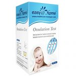 Easy@Home 25 Ovulation (LH) Urine Test Strips, 25 LH Tests