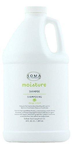 Soma Moisture Shampoo (64 oz. half gallon)- no pump included