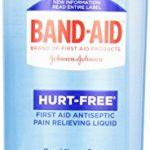 Band-Aid Hurt Free Antiseptic Wash – 6 oz