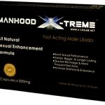 Manhood X-Treme Male Enhancement Pills – Last up to 72 Hours!