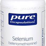 Pure Encapsulations – Selenium (Selenomethionine) – Hypoallergenic Antioxidant Supplement for Immune System Support* – 60 Capsules