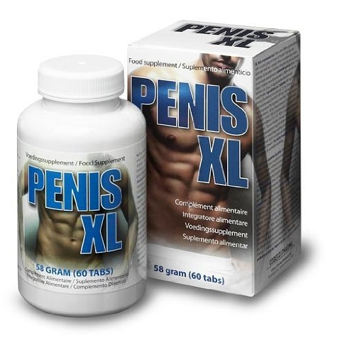 PENIS ENLARGEMENT ENHANCEMENT PILLS - MALE SEXUAL ENHANCEMENT PENIS BIGGER PILLS by Penis XL
