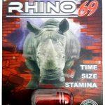 Rhino 50K Extreme Men Sexual Supplement Enhancement 10 Pills Pack