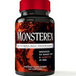 Monsterex – Monstrous Male Enhancement For Increased Size, Energy, Sex Drive – Erection Pills, Enlargement Pills, Sexual Enhancement, Boost Libido and Testosterone | All Natural Enhancement |