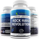 * ROCK HARD REVOLUTION * Extreme Sexual Enhancer For Men – Natural Male Enhancement – Libido Booster Supplement For Men – Increase Performance Size And Length Over Time